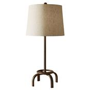 1 - Light Edgemont Table Lamp