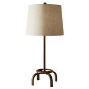 1 - Light Edgemont Table Lamp