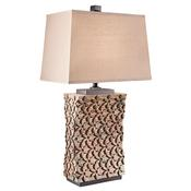 1 - Light Surrey Table Lamp