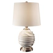 1 - Light Softserve Table Lamp