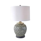 1 - Light Trellis Table Lamp