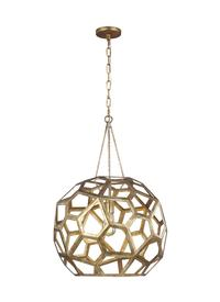 1 - Light Large Pendant