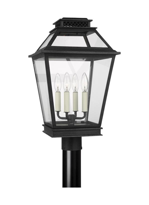 4 - Light Post Lantern