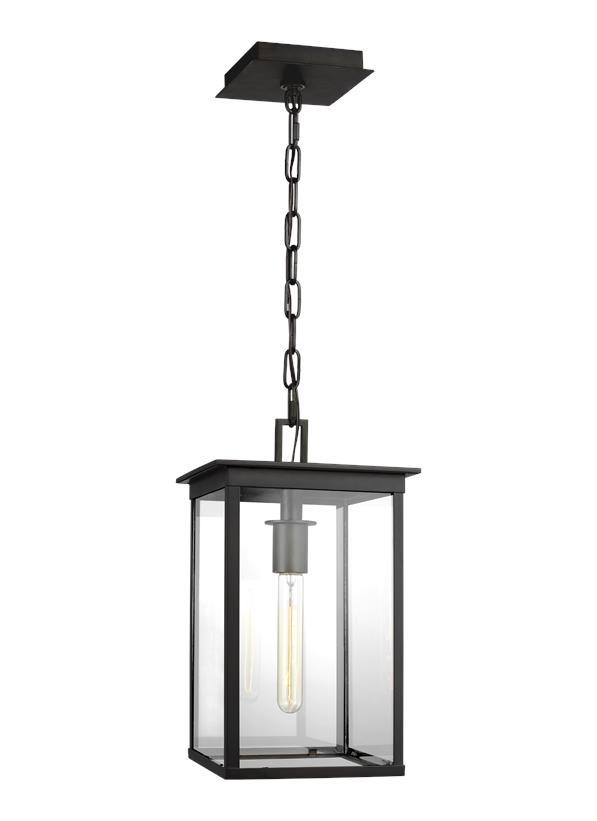1 - Light Outdoor Hanging Lantern