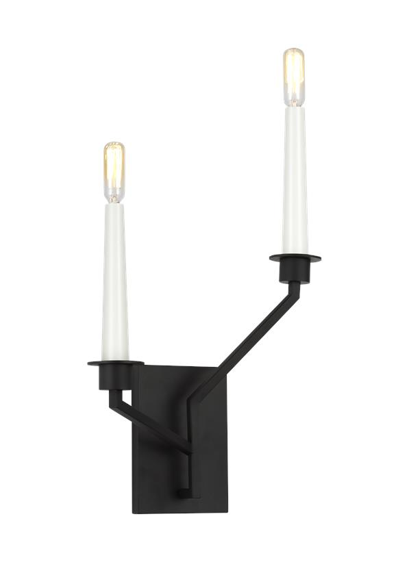 Right Double Sconce
