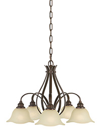 5 - Light Kitchen Chandelier