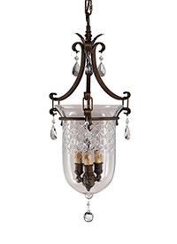 3 - Light Hall Chandelier