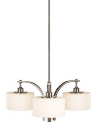 3 - Light Kichen Chandelier