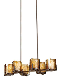 6 - Light Island Chandelier