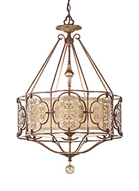 3 - Light Large Pendant