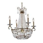 4-Light Chandelier