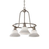 3 - Light Cumberland Chandelier