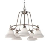 5 - Light Cumberland Chandelier
