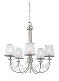 5 - Light Aveline Chandelier