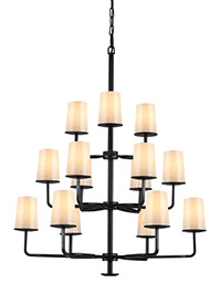 15 - Light Huntley Chandelier