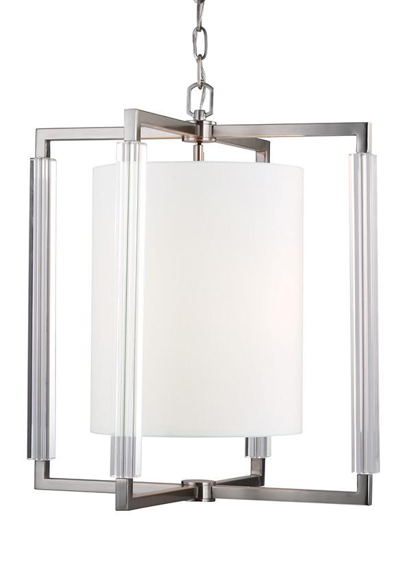 3 - Light Fording Chandelier