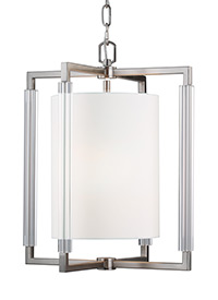 2 - Light Fording Chandelier