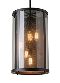 5 - Light Bluffton Chandelier