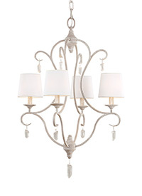 4 - Light Caprice Chandelier