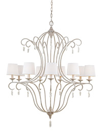 9 - Light Caprice Chandelier