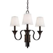 3 - Light Mini Arbor Creek Chandelier