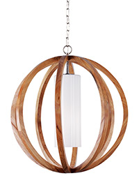 1 - Light Allier Large Pendant