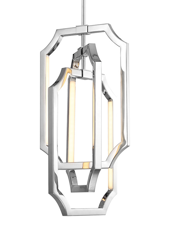6 - Light Audrie Chandelier