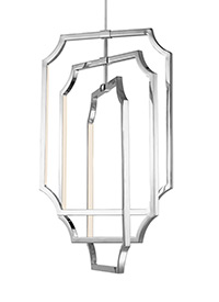 6 - Light Audrie Chandelier