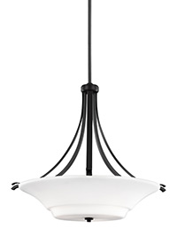 3 - Light Uplight Pendant