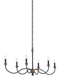 6 - Light Chandelier