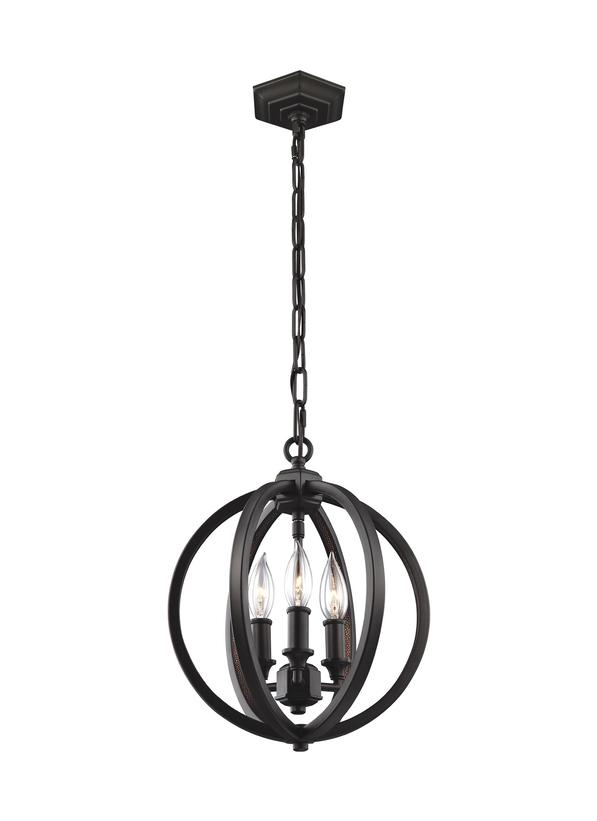 3 - Light Globe Pendant