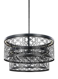 2 - Light Outdoor Pendant