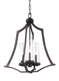 3 - Light Foyer Chandelier