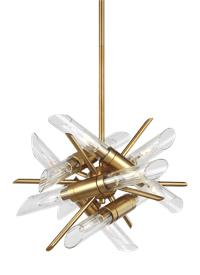 12 - Light Chandelier