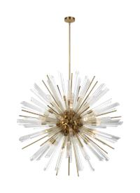 41 - Light Chandelier