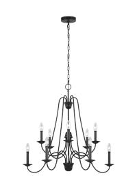 10 - Light Chandelier