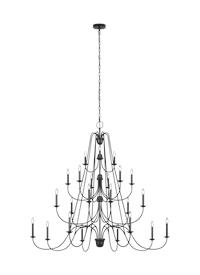 24-  Light Chandelier
