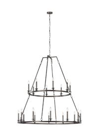20 - Light Chandelier