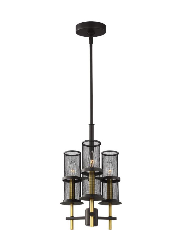 3 - Light Pendant Chandelier