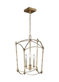 3-Light Chandelier