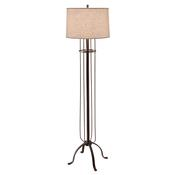 1- Light Shaw Floor Lamp