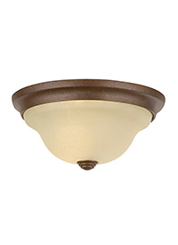 1 - Light Indoor Flush Mount