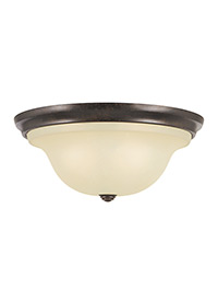 3 - Light Indoor Flush Mount