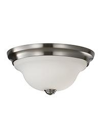 2 - Light Indoor Flush Mount