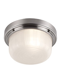 1 - Light Elliot Flushmount