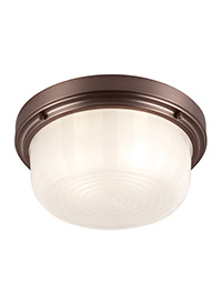 2 - Light Elliot Flushmount
