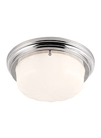 2 - Light Portia Flushmount