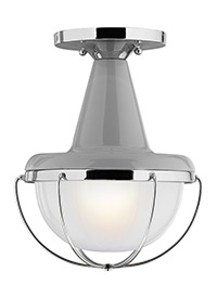 1 - Outdoor Light Flushmount