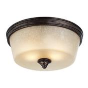 2 - Light Arbor Creek Flushmount