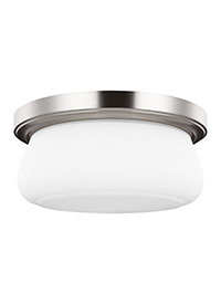 2 - Light Flush Satin Nickel